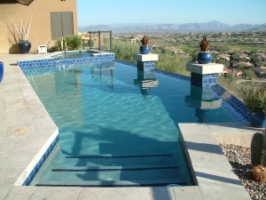 Pools Arizona Pool Contractor Swimming Pool Saltwater Pools Arizona